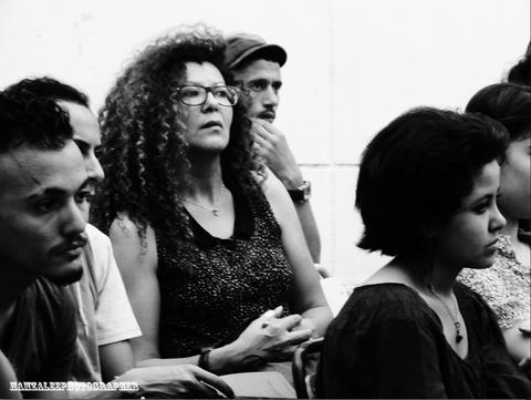 © Hamza Lee - le 15 juin. Le public.