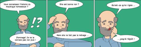 humour (merci Gaëlle !)