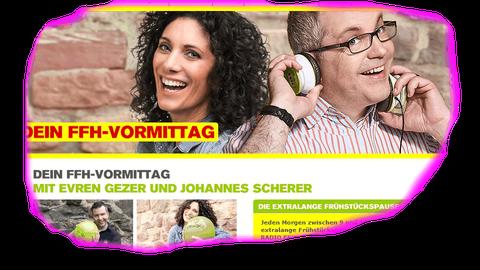 Hit Radio FFH Segeltuch Design Taschen Jacken aus Segeltuch Sailart Fashion - Heppenheim