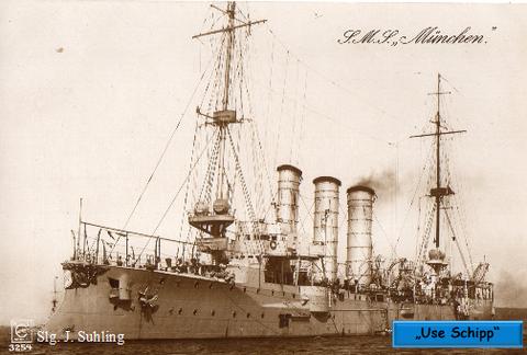 Postkarte um ca. 1905