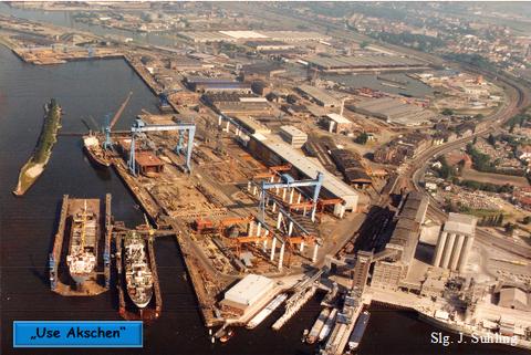 Use Akschen Juni 1980