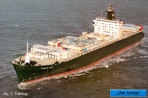 """Table Bay"" BNR. 1400"