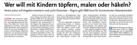 Leine-Nachrichten v. 02.07.2014