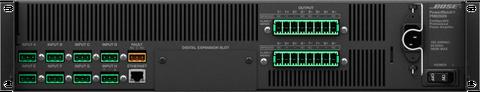 bose pm8500, amplificador para instalación, amplificador 8 canales, amplificador 4 canales