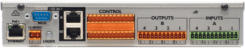bss, blu50, procesador de audio, tesira forte, qsc, 110f