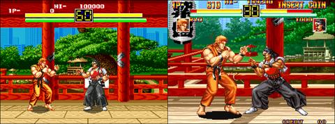 Art of Fighting Genesis