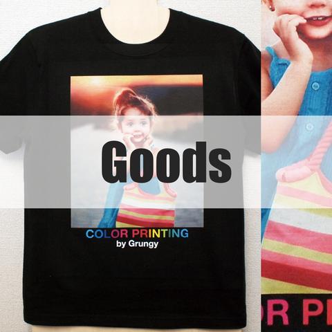 オリジナルグッズ製作:Tシャツ、パーカー、トートバッグ、オリジナルピックetc...