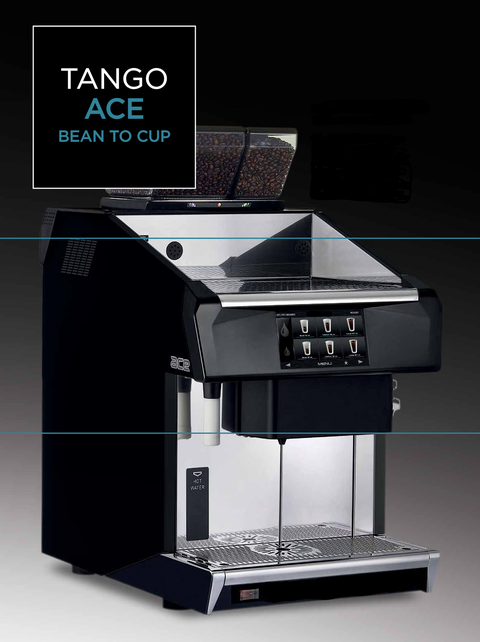 Unic / Eelectrolux / Espresso / Kaffeevollautomat / Bean to Cup