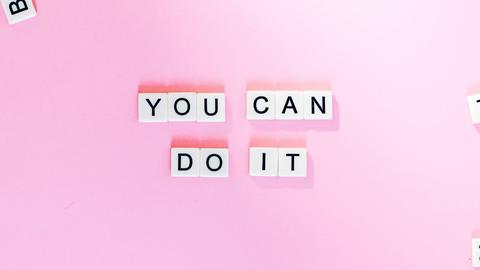 you can do it, Selbstvertaruen aufbauen, Akzeptanz im Job