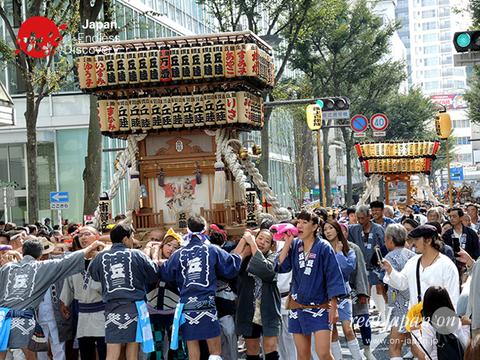2016年10月16日, よこすかみこしパレード, 神輿:浦賀 丘睦