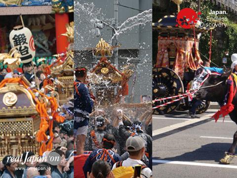 2017年度 お祭り開催情報  神田祭/富岡八幡宮例大祭/牛島神社例大祭(投稿:まゆぴょんさん)