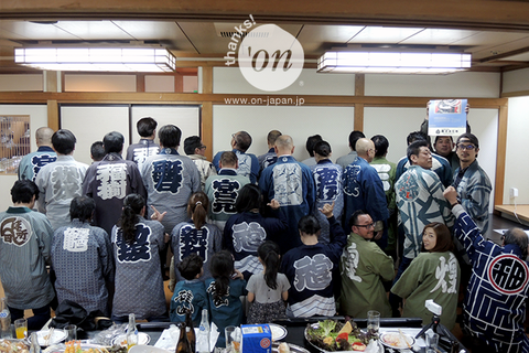 お祭りユーザー交流イベント「オン会」2016.12.11