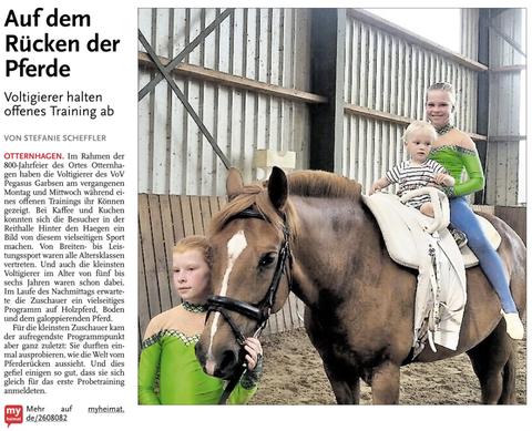 Leine-Zeitung, 11.06.2014