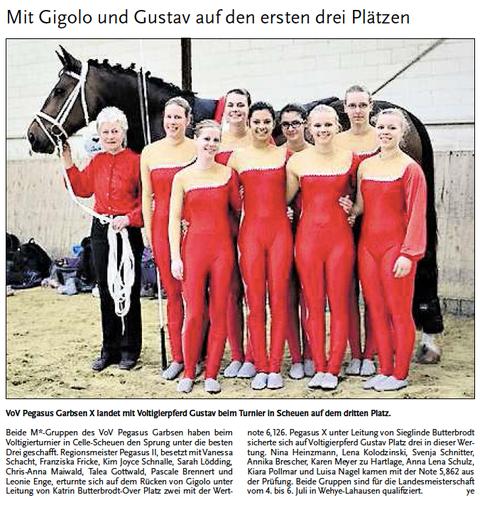 Leine-Zeitung, 23.05.14