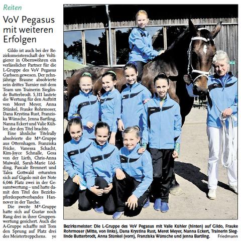 Leine-Zeitung, 05.06.14