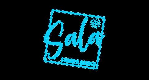 Sala Summer Garden  logo blau