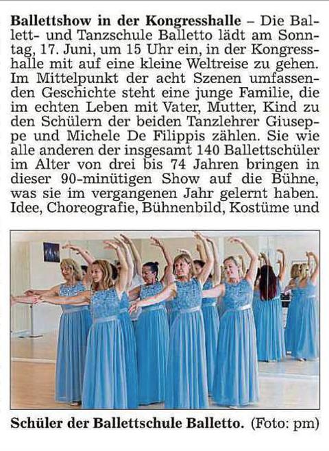Giessen Tanz