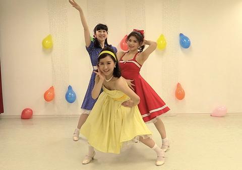 ロックンロールダンスユニット『PopCorn』