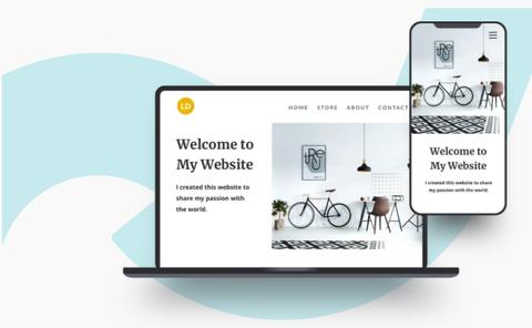 ¿Quieres tener una página web?