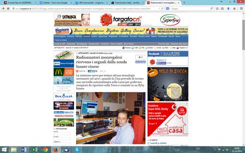 Quotidiano telematico Targatocn