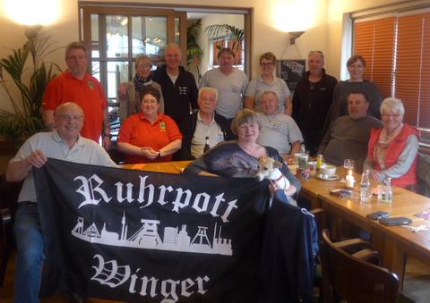 Brunch der Ruhrpott Winger 2017