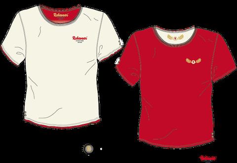 T-Shirt male,  Entwurfszeichnung