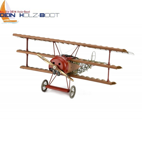 Flugzeug Bausatz aus Holz sowie 3D Puzzle