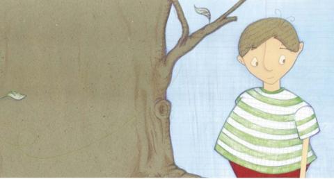 Kinderbuch von Pedro Seromenho – Felismina Cartolina e João Papelão
