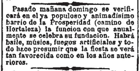 16 de julio de 1875 La Correspondencia de España (Biblioteca Nacional)
