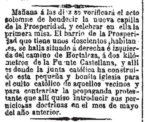 La Correspondencia de España 24 de junio de 1871 (Biblioteca Nacional)
