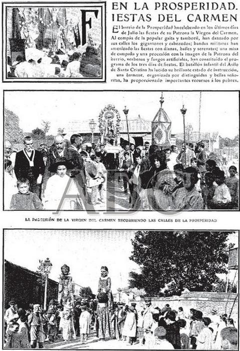 Blanco y Negro 4 de  agosto de 1906 (Hemeroteca ABC)