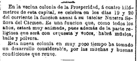 16 de julio de 1873 El Imparcial (Biblioteca Nacional)
