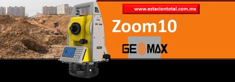 estaciones totales geomax zoom10