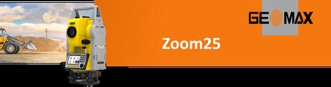 estaciones totales geomax zoom25
