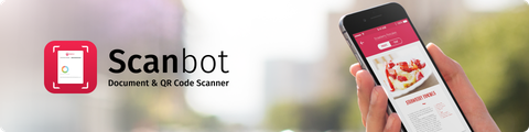 Scanbot: Document & QR Code Scanner