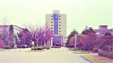 静岡大学浜松キャンパス外観
