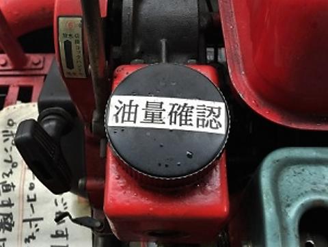 燃料不足だと無理ゲーなので要確認 動力消防ポンプ
