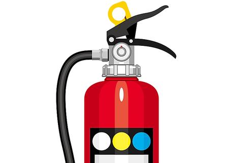 消火器 蓄圧式