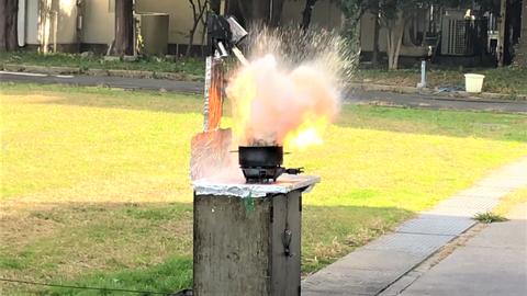 もし水をかけてしまった場合 天ぷら油火災