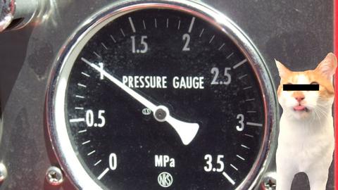 ガス管なら1㎫が最大設計送水圧 スケジュール管