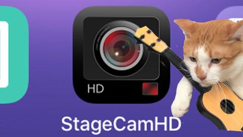 無音カメラ アプリ