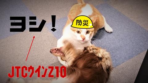 青木防災㈱では動物