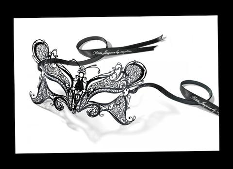 """erotische venezianische Maske """"Le papillon"""" bei bangat"""
