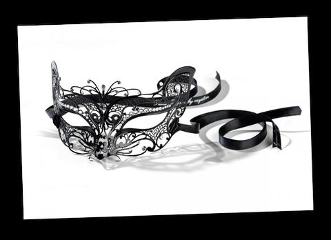"""erotische venezianische Maske """"La Coquine"""" bei bangat"""