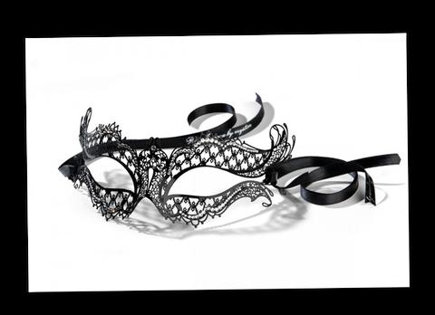 "erotische venezianische Maske ""La Vampiresse"" bei bangat"