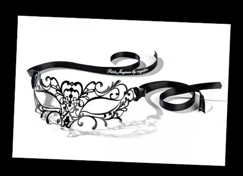 """erotische venezianische Maske """"La Mademoiselle"""" bei bangat"""