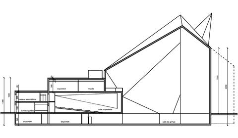 Auteurs du projet architectural: A+M Ruffieux, architectes