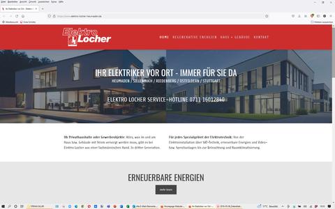 Elektro Locher | Heumaden