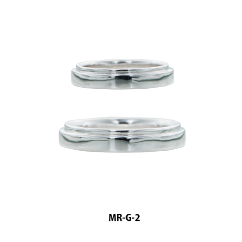 マリッジリング ブライダルリング プラチナリング K18金 K18PG