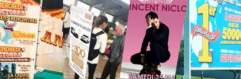 création graphique plv signalétique affiche imprimerie supports numériques tarbes pau toulouse auch Dax Bayonne 64 65 32 40 3133